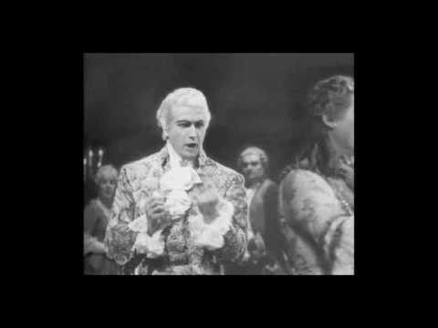 Franco Corelli : Andrea Chénier: Un di all'azzurro spazio: 2/5/66