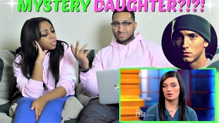 Teen Says She Believes Rapper Eminem Is Her Father REACTION!!!! | Dwayne N Jazz