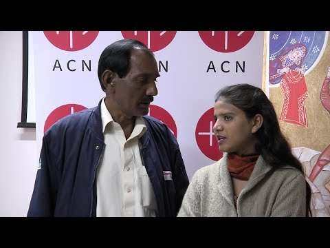 Asia Bibi's husband: God's grace is what keeps my family alive