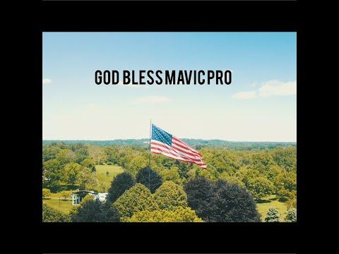 Rose Tree Park - Media Pennsylvania - DJI Mavic Pro - Drone Footage