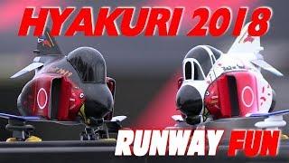 F4 #Phantom #DEMO #JASDF #302SQ #Hyakuri #百里基地航空祭 2018 [Plea...