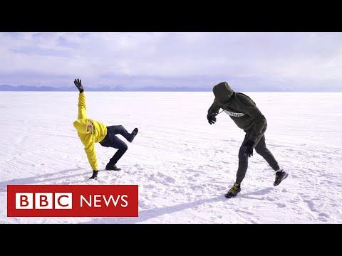 Capoeira abaixo de zero: gingado brasileiro chega à Sibéria