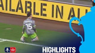 Liam Kinsella Screamer Puts Walsall Through! Sunderland 0-1 Walsall | R2 | Emirates FA Cup 2018/19