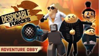 Roblox Despicable Forces - Final Boss & Ending