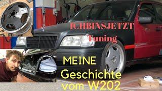 Mercedes-Benz W202 | Die Geschichte | Labervideo | Ichbinsjetzt Tuning