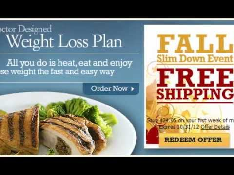 Home Delivery Weight Loss Meals - Food Delivery