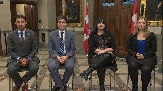 MPs discuss aluminium industry and new NAFTA
