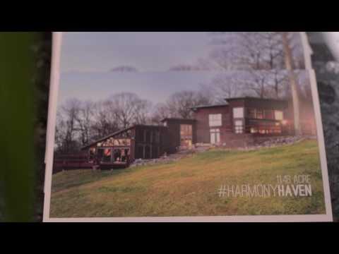 #HarmonyHaven mountainside retreat on over 11 acres in Harmony Township, NJ