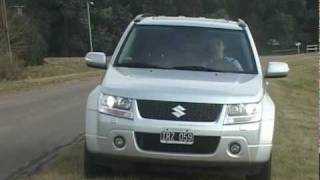 Suzuki Grand Vitara JIII - Test - Matías Antico(, 2010-07-14T23:52:23.000Z)