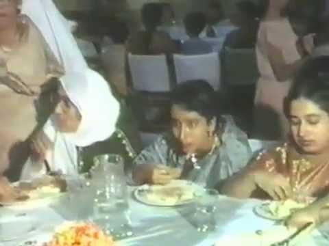 Asha-Nayeem's Wedding Parties-July-August-1987-Asha Nayeem's Wedding