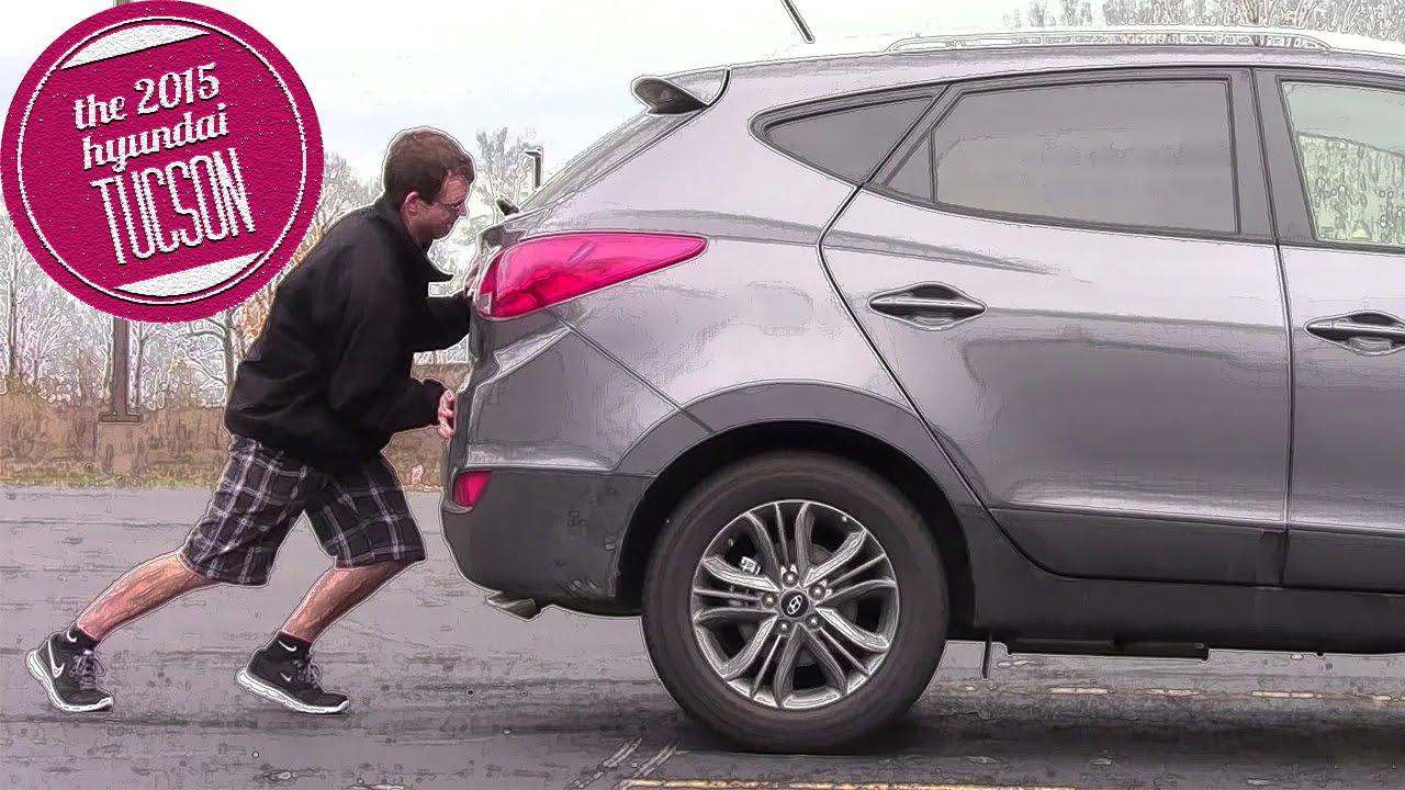 2015 Hyundai Tucson   an average guy's review