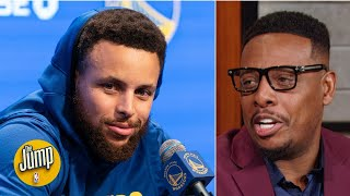 Download There's one big reason Steph Curry wants to play again this year - Paul Pierce   The Jump Mp3 and Videos