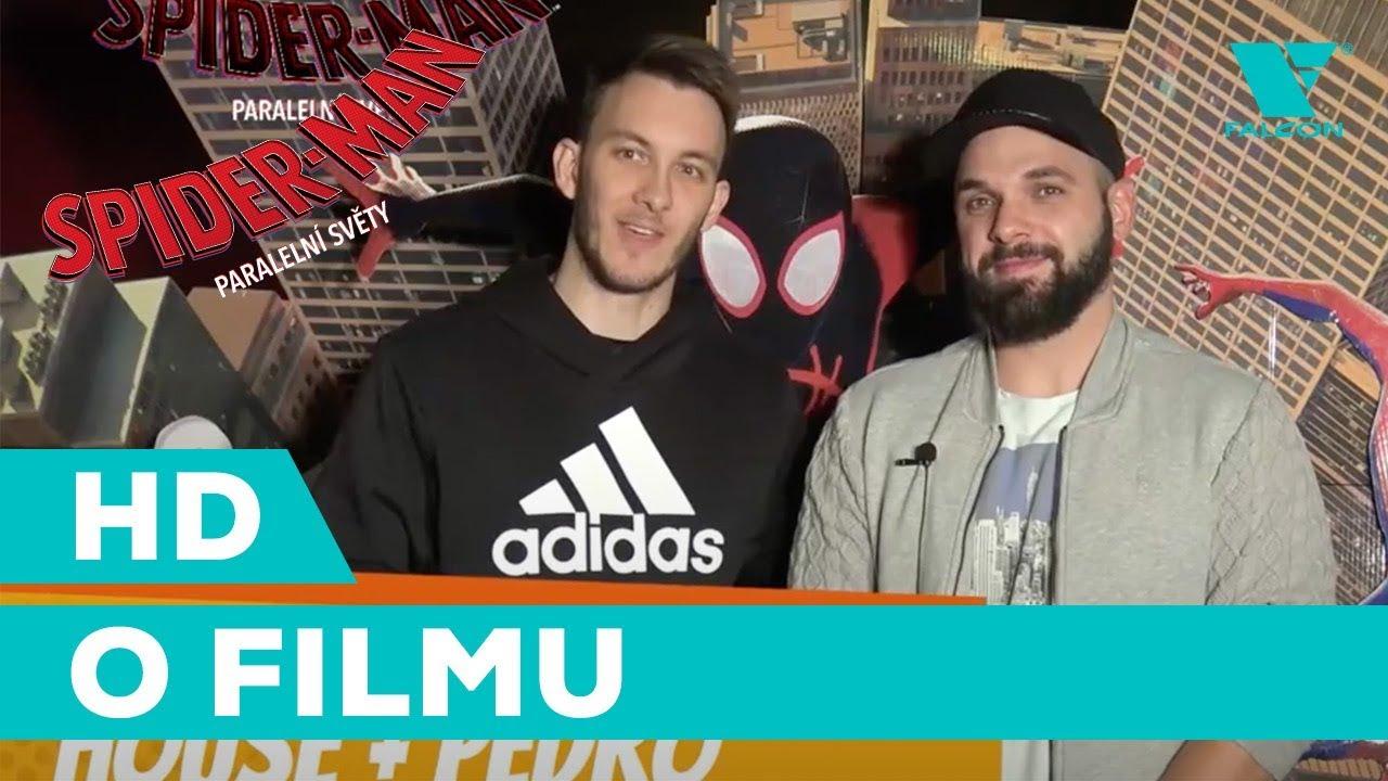 Spider-Man: Paralelní světy (2018) HD první reakce | CZ