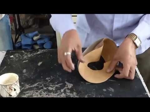 How To Make Ballet Flat Shoes -  Handmade Handcrafted Artisan 1