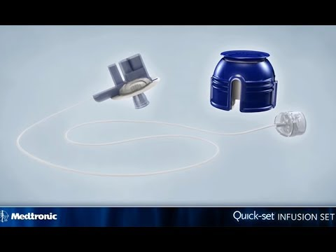 Medtronic Quick-set Infusion Set - How to Guide