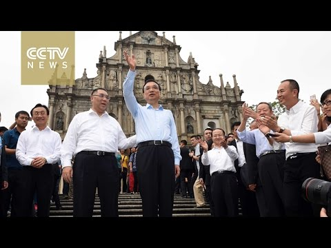 Chinese Premier Li Keqiang concludes visit to Macao
