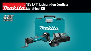 MAKITA 18V LXT® Multi-Tool Kit Thumbnail