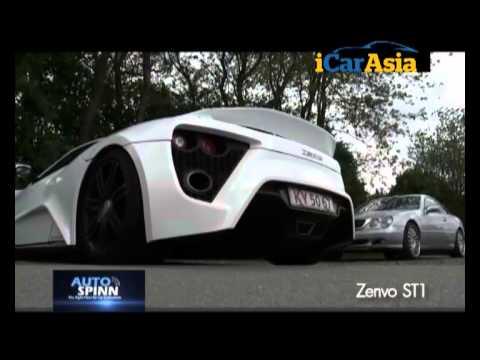 Top 10 Fastest Car 2013 : Maxx Drive Eps.6