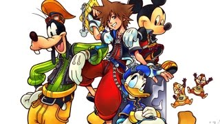 Kingdom Hearts Re:coded All Cutscenes (HD 2.5 Remix) Game Movie 1080p