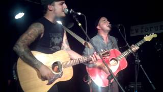 Dan Andriano & Brendan Kelly - First Eviction Notice & From this Oil Can - TW forum 2012