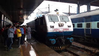 Spanish Train Talgo Trial on New Delhi Mumbai Railway Route