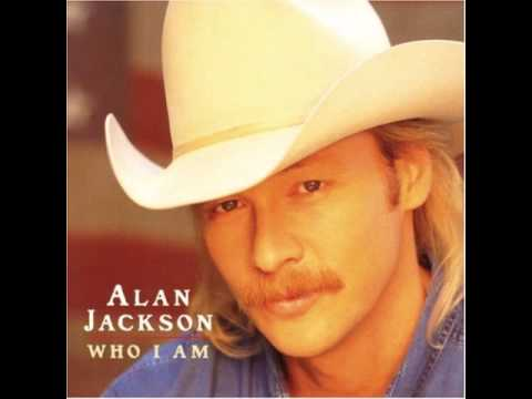 Alan Jackson  If I Had You