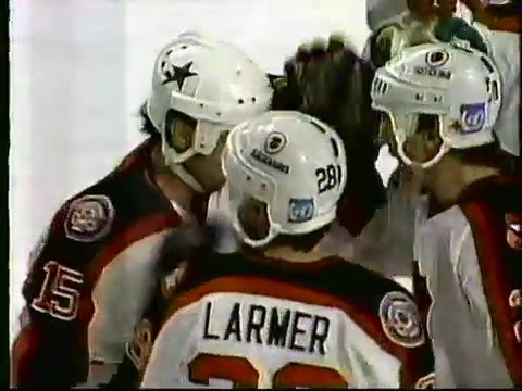 1991 NHL All-Star Game, Chicago Stadium (first period)