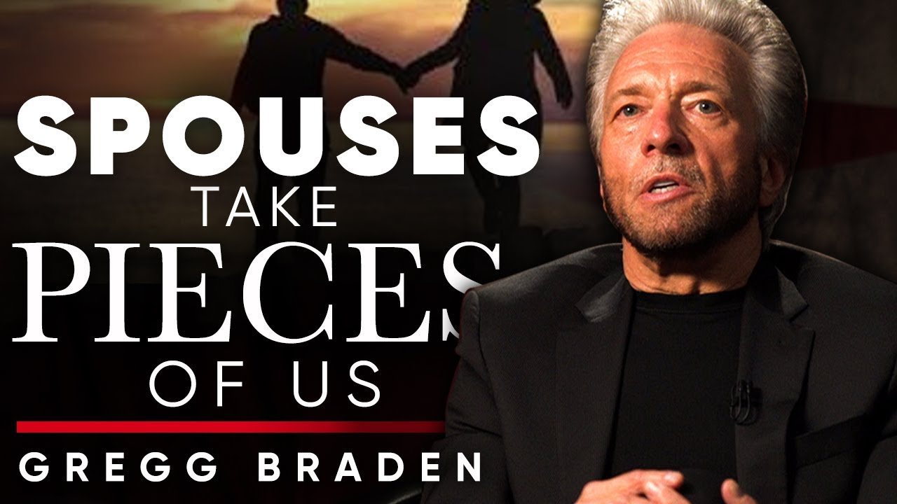 GREGG BRADEN - WHY DO OUR OTHER HALVES TAKES PIECES OF US? | London Real