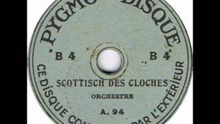 pygmo orch  la valse des roses  pygmo disque 78 1920s