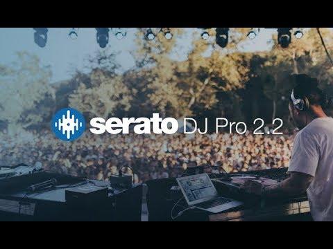 Introducing Serato DJ Pro 2.2