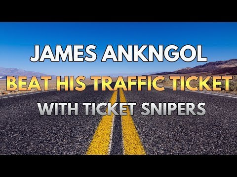 How To Beat Any Traffic Ticket in California   Ticket Snipers Call Today 800.985.8978