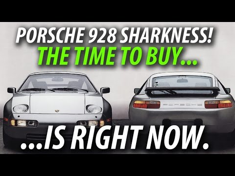 Porsche 928 | The Time to Buy this GT Legend is NOW