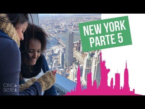 NEW YORK - Tour, World Trade Center, Broken Bride - Canal Cinco6 Sete8
