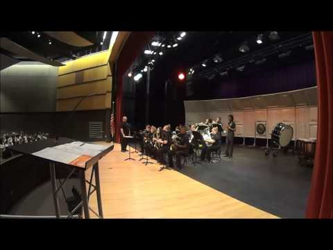 Bailey Bridge Middle School Jazz Band Musicale Performance