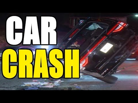Russian Car Crash Compilation 2019 February
