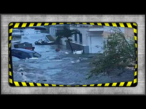 Major Irma Damage in Caribbean, Sheriff Warns, 'No Sex Offenders Allowed in Shelters'