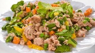 High-Protein Bodybuilding Tuna Salad