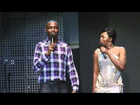 Download IK and Funke Akindele at Ice Prince ELI
