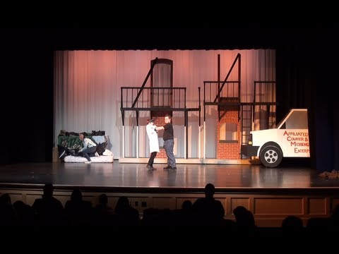 Norwood High School's performance of Dr. Horrible's Sing-Along Blog