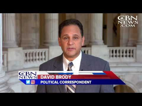 CBN News' David Brody Talks About the Poisoned Political Climate