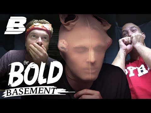 DWERG TRAPT JAY JAY IN NOTEN | THE BOLD BASEMENT - Concentrate BOLD