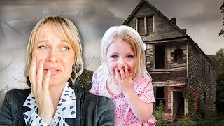 What Happened to UNCLE DEREK!? We Had to SNEAK into our Neighbor's House