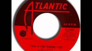 Barbara Lynn-This Is The Thanks I Get (ATLANTIC)