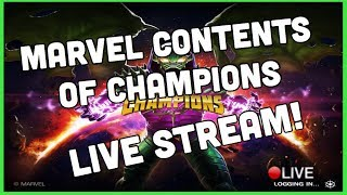 Marvel Contest of Champions! Arena! Questing! & More!