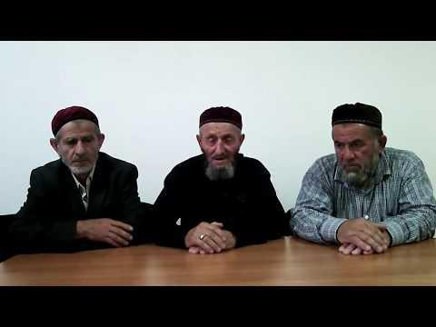 Старейшины чеченцы , объявили голодовку с 6 июля  2017 года
