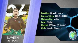 Naveen Kumar | Highlights
