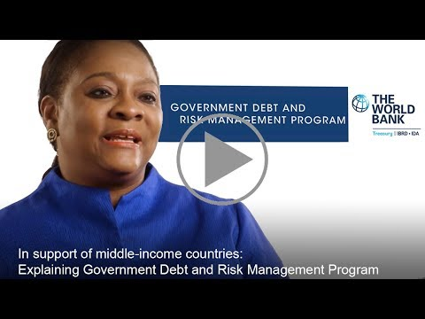 In Support Of Middle-income Countries: World Bank Treasury GDRM Program