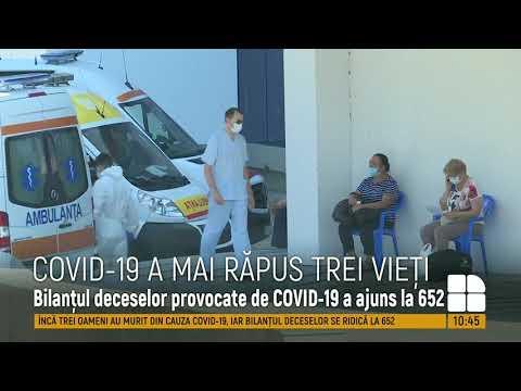 Download COVID-19 a mai răpit trei vieţi