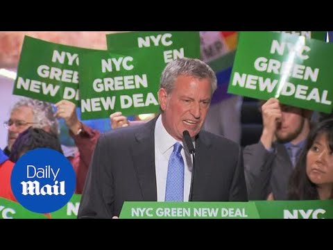 Bill de Blasio says he will announce this week if he will run for president