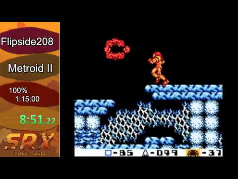 Metroid II - SRX Fall 2015